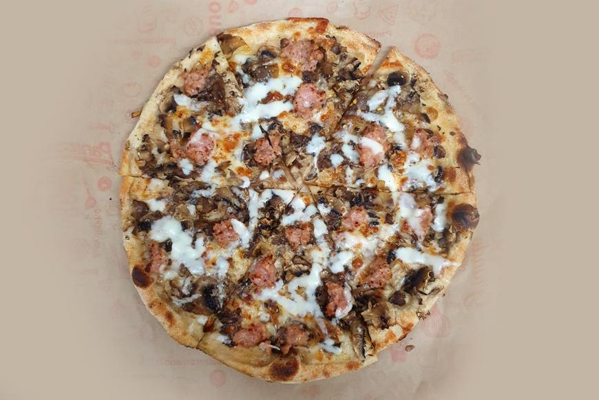 Panizzo pizze tonde